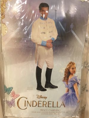 Prince Charming Men's Costume!! for Sale in Southwest Ranches, FL