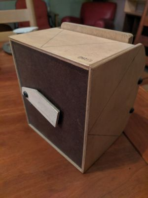 Handmade wooden pinhole camera for Sale in Oakland, CA