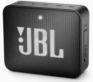 JBL GO 2 Bluetooth Portable Waterproof Speaker, Black for Sale in Annandale, VA