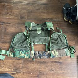 Military Issued Safariland BDU Tactical Rhodesian Harness for Sale in Seattle,  WA