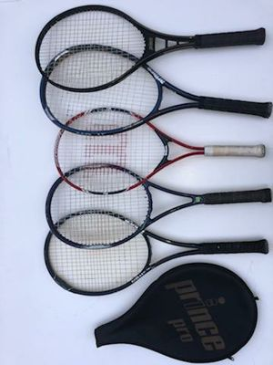 Tennis rackets $50 or best offer for Sale in Rolling Hills, CA