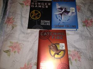 Hunger Games Series for Sale in Fresno, CA