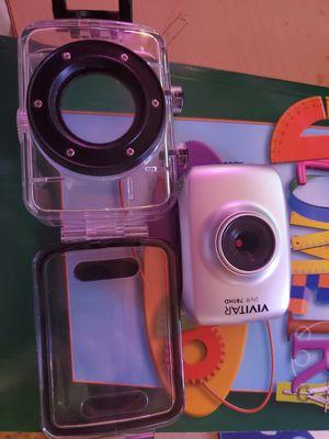 Vivitar DVR 781HD action camera for Sale in Mesa, AZ
