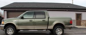 1-Owner 2002 Ford F150 King Ranch for Sale in Nashville, TN