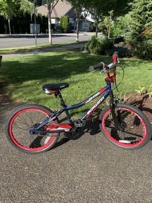 "Schwinn Boys Bike 20"" for Sale in Sumner, WA"