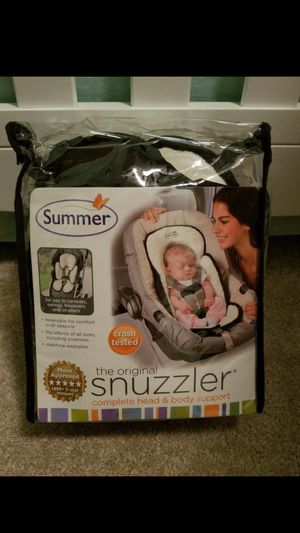 Brand New Summer Infant Snuzzler Head and Body Support for Sale in Chesapeake, VA