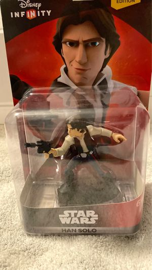Hans Solo Action Figure. for Sale in Kennesaw, GA
