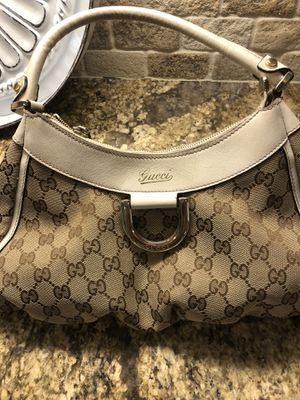 Gucci Monogram Canvas D Ring Shoulder Bag for Sale in Irvine, CA