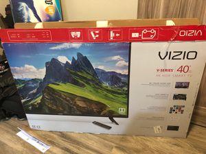 """Vizio tv 4K 40"""" for Sale in Santa Ana, CA"""