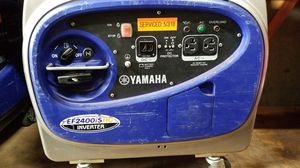 Yamaha 2400ishc Genrator for Sale in San Francisco, CA