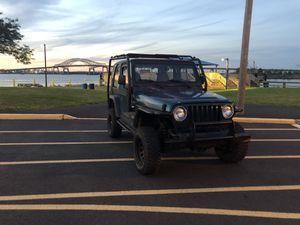 1997 Jeep Wrangler 2D for Sale in Bayonne, NJ