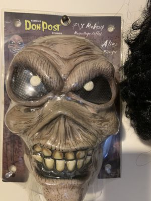 Don post FX mask for Sale in Lawrenceville, GA