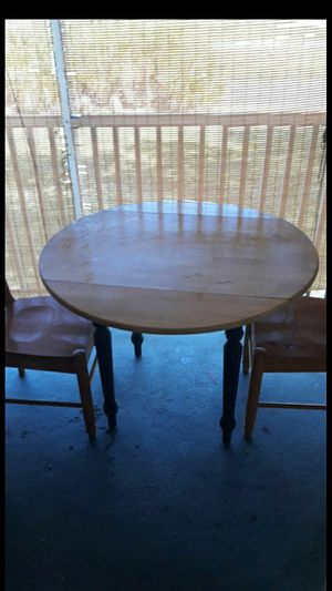 Solid Wood Kitchen Patio Table for Sale in Coral Springs, FL