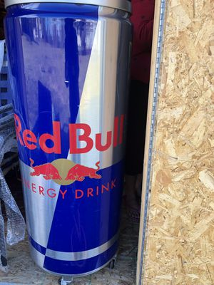 Red Bull Electrial cooler for Sale in Frederick, MD