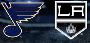 LA Kings vs. St. Louis Blues - Tickets for Monday, 12/23 @ 7pm for Sale in Long Beach, CA