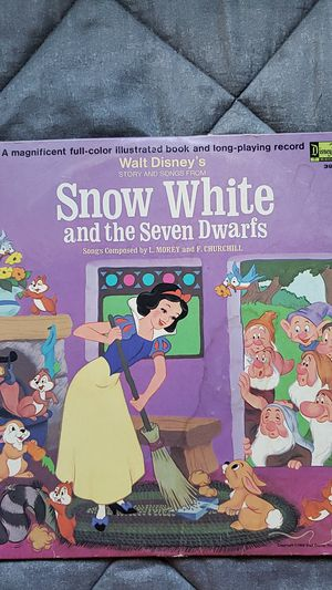 Disney's 1969 Snow White for Sale in Fresno, CA