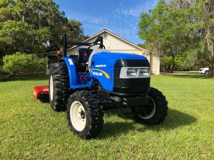 $24,000 NH Workmaster 40, Now ONLY $18,000 or Trades for Sale in Orlando, FL