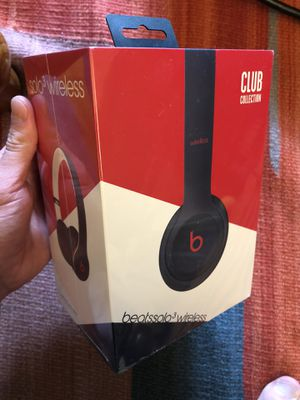 Solo 3 Wireless Club Edition - BRAND NEW SEALED BOX for Sale in West Hollywood, CA