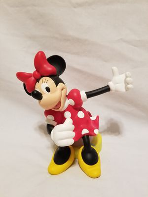 WALT DISNEY ATTRACTIONS MINNIE MOUSE RESIN FIGURINE DISPLAY for Sale in Scottsdale, AZ