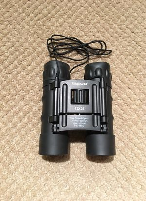 Binoculars - Tasco 12 X 25 -Fully Coated Optics - NEW for Sale in San Francisco, CA