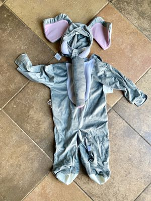 Brand new elephant costume for infant for Sale in Byron, CA