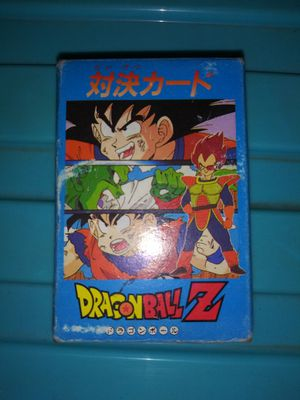 You asked We brought it Dragon Ball Z collectable playing cards for Sale in Merced, CA