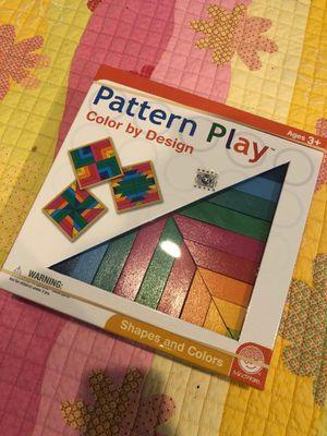 Children Kids Pattern Play Color Blocks for Sale in Fremont, CA