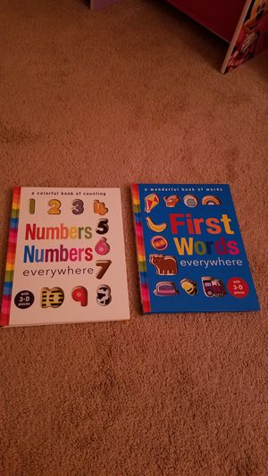 Baby learning books for Sale in Clifton, NJ