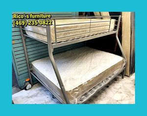 New bunk bed with matresses for for Sale in Cedar Hill, TX