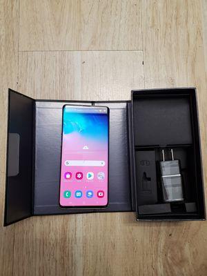 Samsung galaxy S10 plus 128gb gb unlocked for Sale in Rosemead, CA