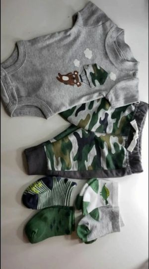 Baby Boy. Newborn Outfit. All $7firm for Sale in Phoenix, AZ