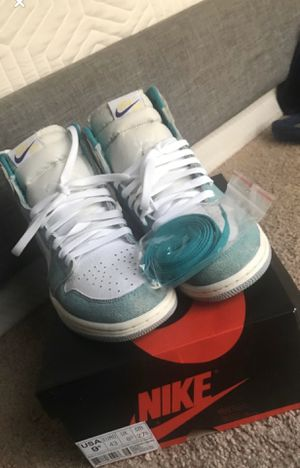 Turbo Green Jordan Retro 1s VNDS for Sale in Germantown, MD