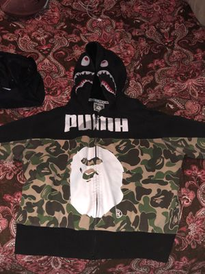 BAPE CAMO JACKET (AUTHENTIC) for Sale in Raleigh, NC