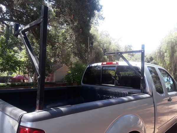 Kargo Master Quick Pack Ladder Rack