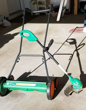 Grass Trimmer and Scott's Mower for Sale in Northampton, PA