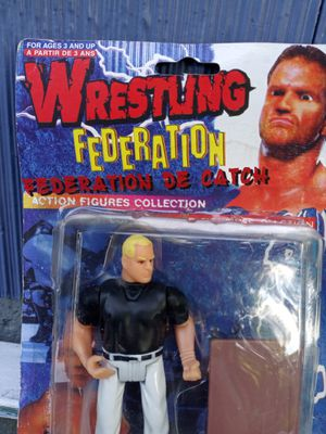 Wrestling Federation Federation De Catch for Sale in Prospect, CT