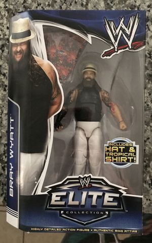 WWE Elite Collection Bray Wyatt Series 28 Action Figure for Sale in Tolleson, AZ