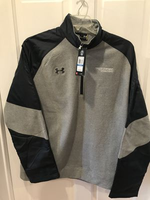 Under Armour XL Half Zip Fleece Pullover Jacket for Sale in San Antonio, TX