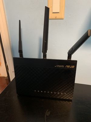 ASUS AC1900 Router for Sale in Chula Vista, CA