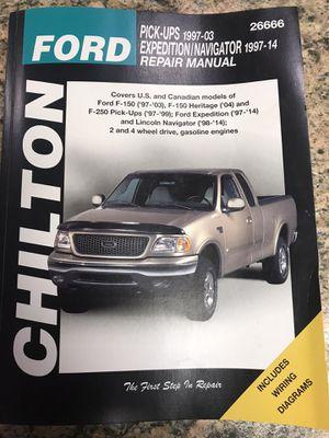 Repair Manual for Sale in Sulphur, LA