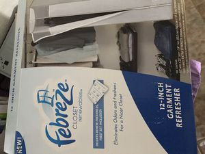 Febreze Closet Organizer for Sale in Carrollton, TX