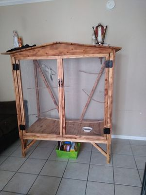 Bird cage , Aviary enclosure for Sale in San Diego, CA