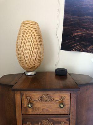 Boho lamp for Sale in Dallas, TX