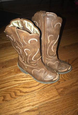 Girls boots for Sale in Fuquay-Varina, NC