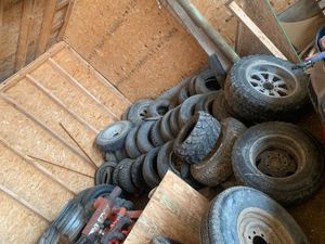 Various tires and rims for Sale in Belt, MT