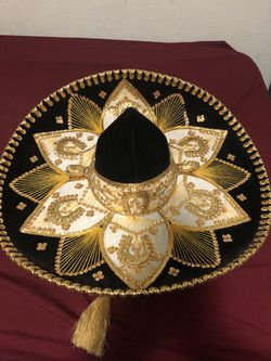 Sombrero, Made in Mexico, by Salazar. $50 Excellant Condition! for Sale in Clovis,  CA