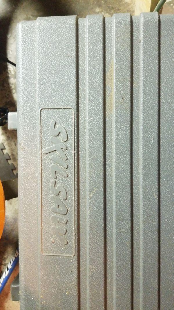 Wormdrive skillsaw