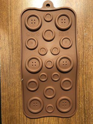 7 Pcs Button Silicon Mold for Sale in Plantation, FL