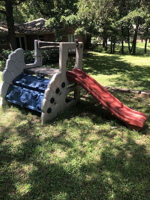 Kids play slide for Sale in Hickory Creek, TX