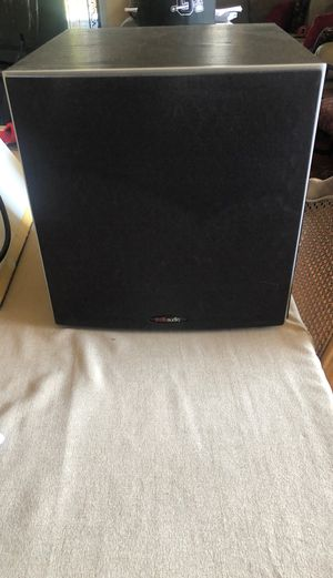 Home audio sub woofer for Sale in Denver, CO